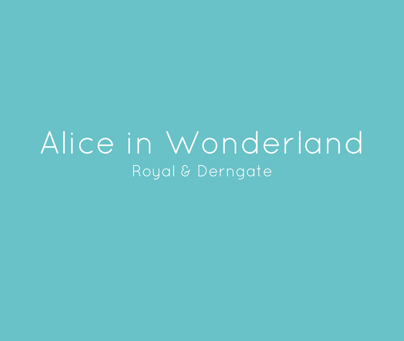 ALICE IN WONDERLAND | Press
