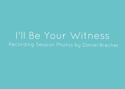 RECORDING SESSION | Photo Album